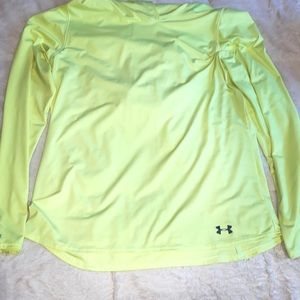 Under armor cover up